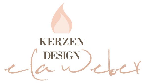 Kerzendesign Ela Weber Logo klein