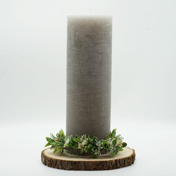 Flowerhoop weiß