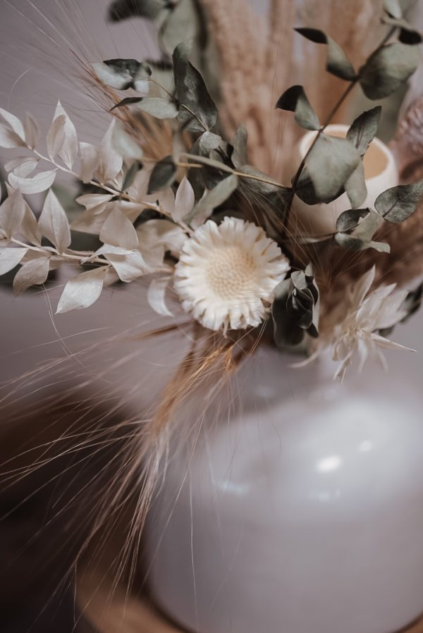 Trockenblumenstrauß Eukalyptus